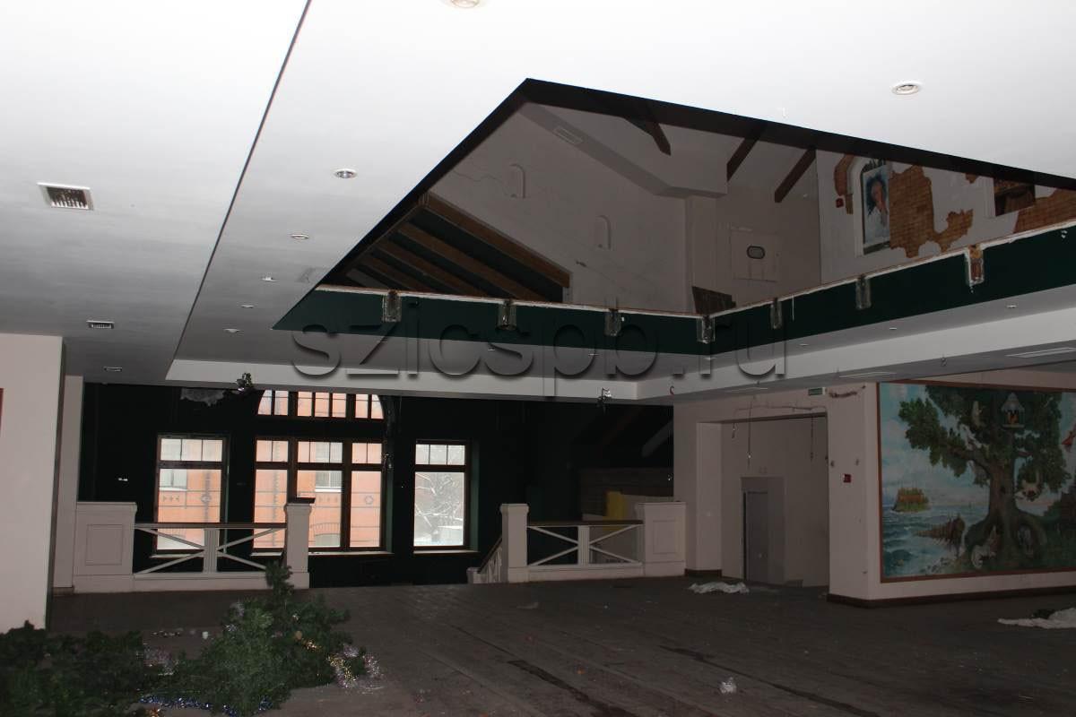 Визуальное (предварительное) обследование зданий и сооружений